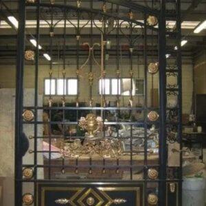 cancello realizzazione artigianale