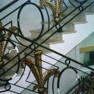 scalinata ville