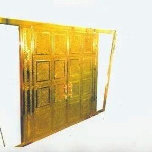cancello oro